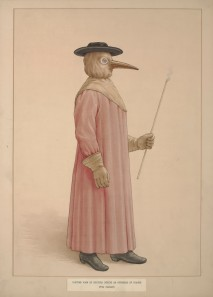 Plague Doctor 17th Century