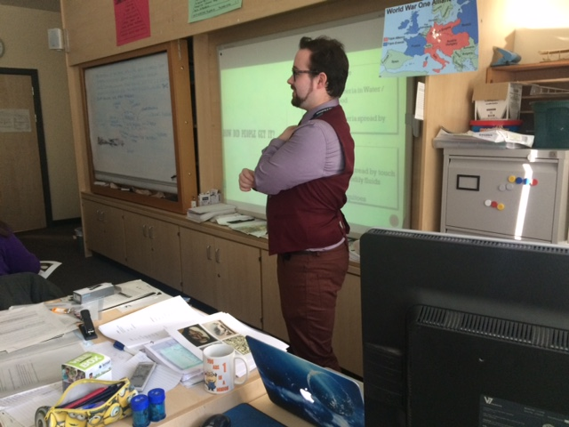 SW Teaching lesson 1 - 2018